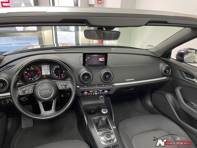AUDI A3 1.6 Tdi Cabrio